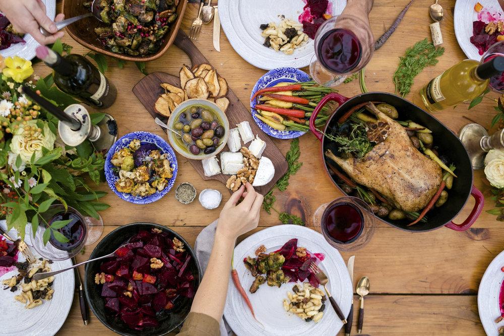 happy thanksgiving day ideas for restaurant marketing - 身体にいい自然食のすすめ